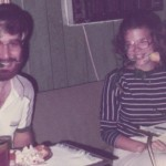 Tim and Terri in 1983