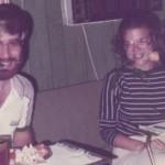 Tim and Terri in 1983